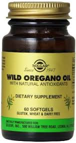Wild Oregano Soft Gel