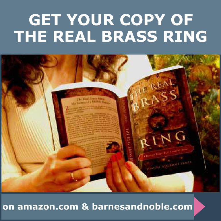 Now Available The Real Brass Ring