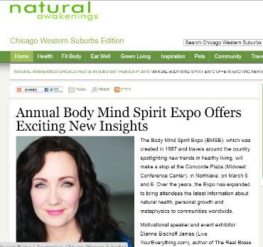 Article in Feb 2016 Natural Awakenings
