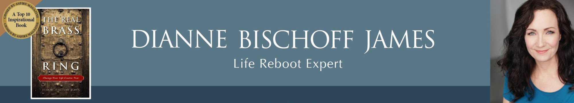 Dianne Bischoff James - Life Transformation Coach, Speaker and Author